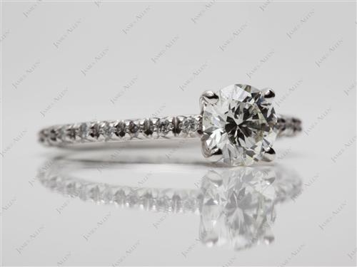 Platinum  Wedding Ring Sets