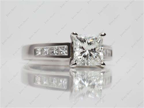 Platinum  Gold Wedding Ring Sets