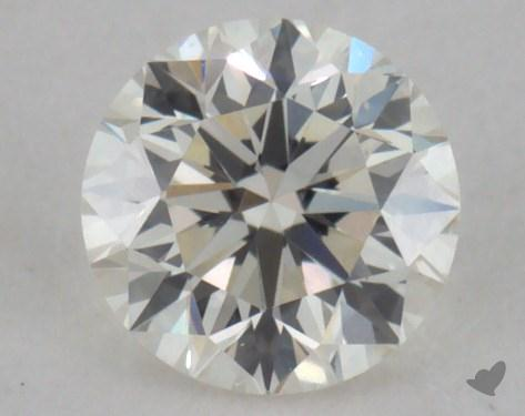 <b>0.32</b> Carat K-VS1 Very Good Cut Round Diamond