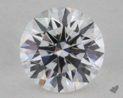 <b>0.61</b> Carat D-VVS1 Excellent Cut Round Diamond