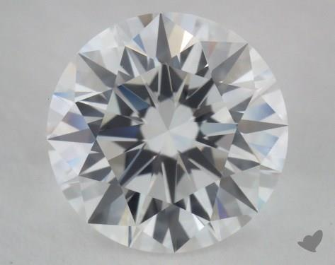 <b>1.04</b> Carat D-IF Excellent Cut Round Diamond
