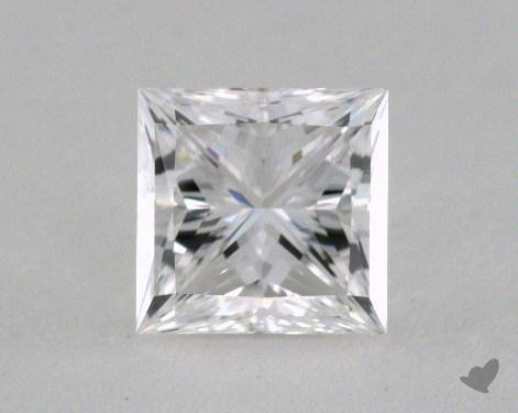 <b>1.03</b> Carat E-VVS1 Princess Cut Diamond