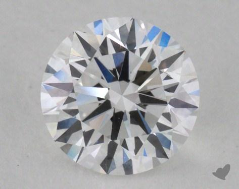 <b>1.00</b> Carat D-VS1 Very Good Cut Round Diamond