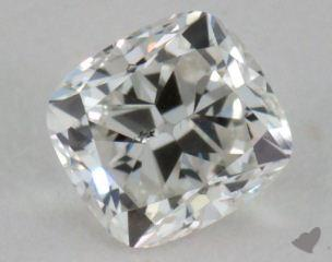 cushion0.55 Carat HSI2