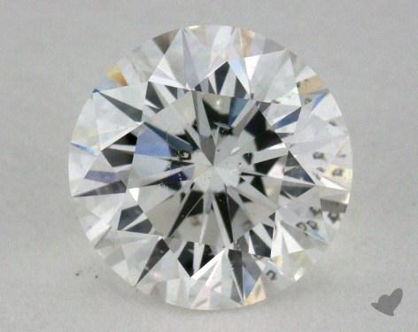 <b>1.08</b> Carat G-SI2 Excellent Cut Round Diamond