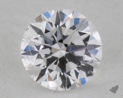 <b>0.51</b> Carat D-SI1 Very Good Cut Round Diamond