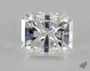 radiant0.74 Carat HVS2
