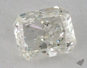radiant0.70 Carat HVS2