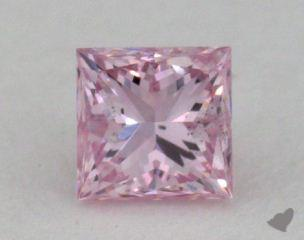 princess0.17 Carat fancy purplish pink