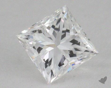 <b>1.00</b> Carat D-SI2 Princess Cut Diamond