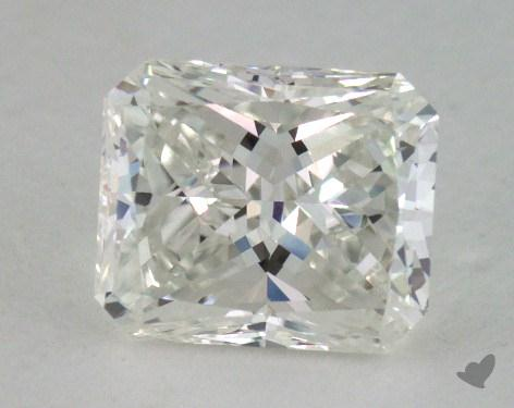 <b>0.90</b> Carat I-VS1 Radiant Cut Diamond