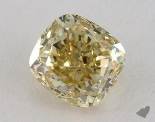 cushion1.77 Carat  yellowVS2