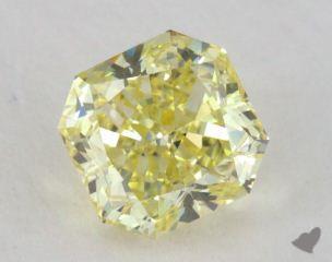 radiant2.40 Carat  yellowVVS2