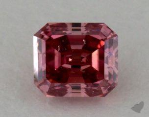 emerald0.62 Carat fancy deep pinkSI2