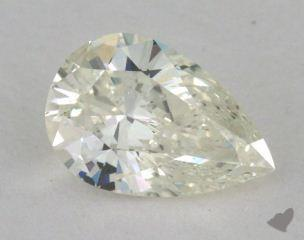 pear1.01 Carat KVS2