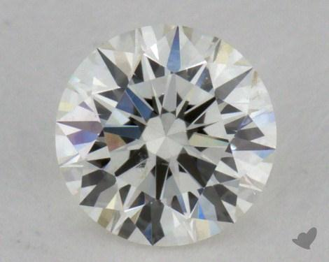 <b>0.34</b> Carat H-SI1 Excellent Cut Round Diamond