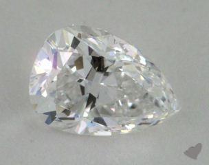 pear1.50 Carat DVVS2