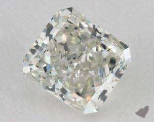 radiant0.77 Carat fancy light green
