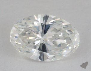 oval1.31 Carat FVS1