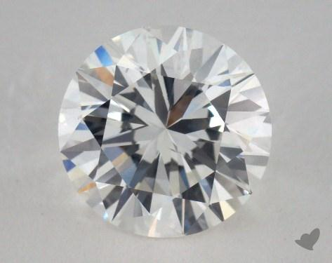 <b>2.03</b> Carat E-SI1 Round Diamond
