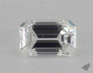 emerald0.72 Carat FSI1