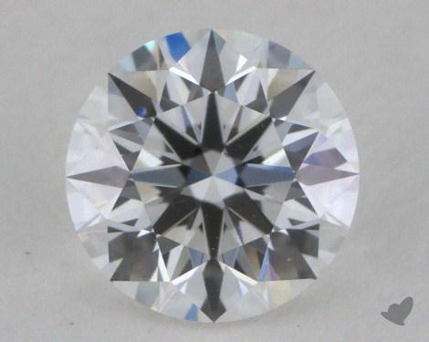 <b>0.58</b> Carat D-VVS2 Excellent Cut Round Diamond