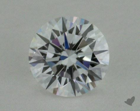 <b>0.50</b> Carat D-VVS1 Very Good Cut Round Diamond