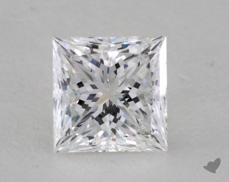 <b>1.10</b> Carat D-VVS1 Princess Cut Diamond