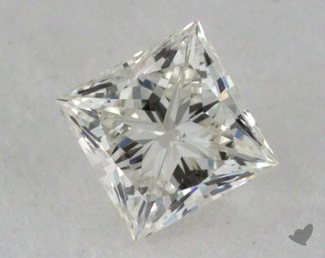 <b>0.33</b> Carat I-SI1 Princess Cut Diamond