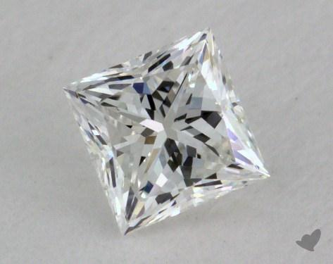 <b>0.32</b> Carat F-VS1 Princess Cut Diamond