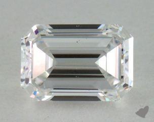 emerald1.01 Carat EVS2