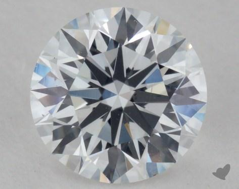 <b>0.90</b> Carat E-VS2 Round Diamond