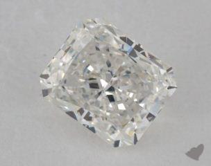 radiant0.82 Carat GVS2