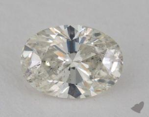 oval1.02 Carat ISI2