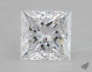 princess1.08 Carat DVS2
