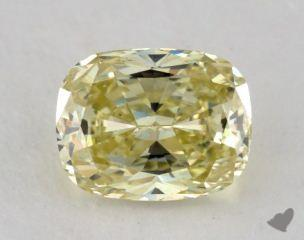 cushion1.07 Carat  yellowSI2