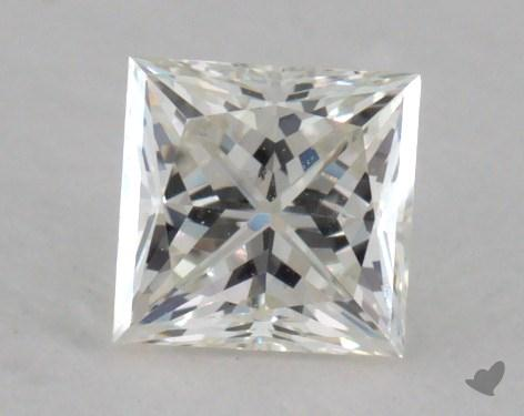 <b>0.34</b> Carat I-VS2 Princess Cut Diamond