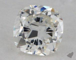cushion0.50 Carat HVS2
