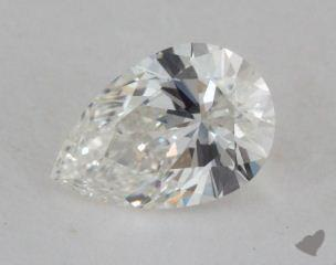 pear0.90 Carat HVS2