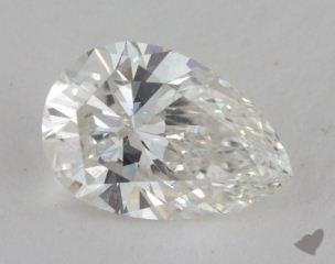 pear1.50 Carat HSI1