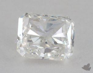 radiant0.80 Carat HVS1