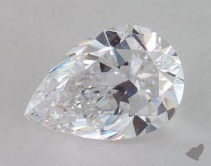 pear2.01 Carat DVS1