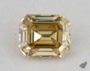 emerald0.17 Carat fancy deep brownish greenish yellowVS2