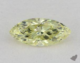 marquise0.53 Carat fancy yellowVS2