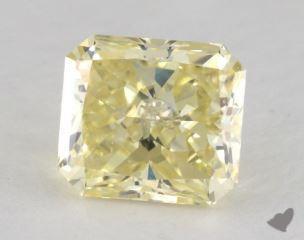 radiant2.02 Carat fancy yellowI1