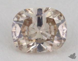 cushion0.20 Carat fancy pinkI1