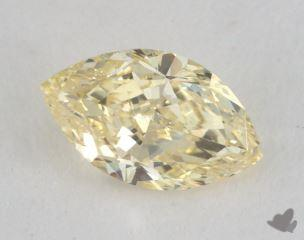 marquise0.65 Carat fancy yellowVS2