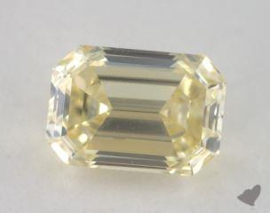 emerald1.62 Carat fancy yellowVVS2