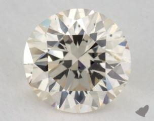 round1.51 Carat very light brownSI1