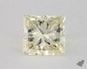 princess1.26 Carat light yellowI1